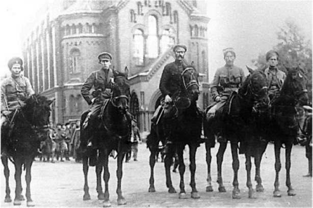 История создания внутренних войск