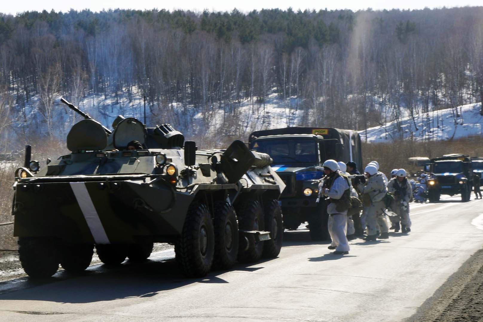 Сибирское региональное командование ВВ МВД России