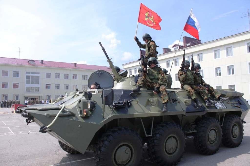 Восточное региональное командование внутренних войск