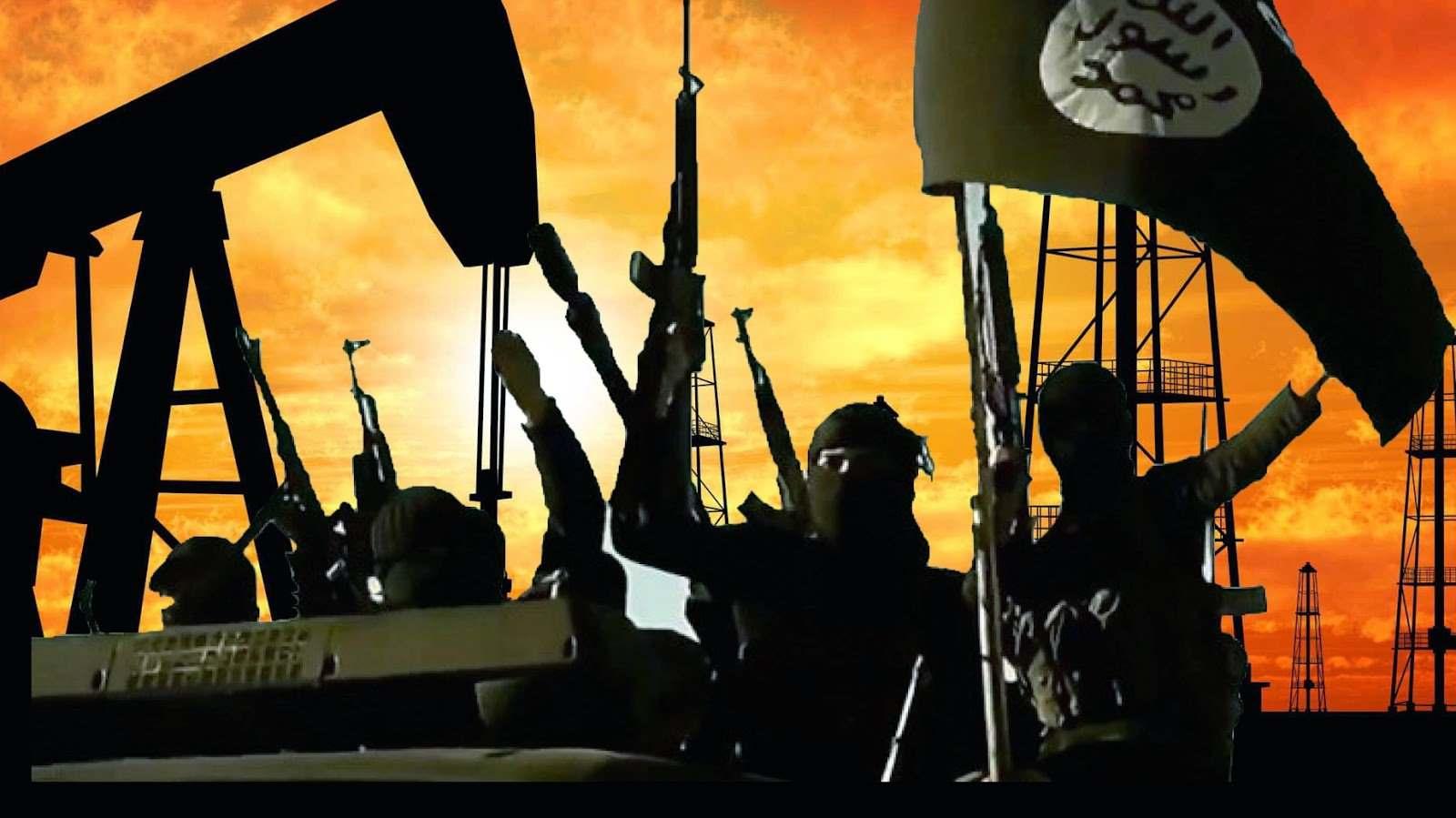Куда ИГИЛ продает нефть