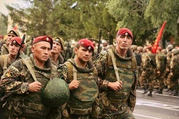 Отряд спецназа Урал