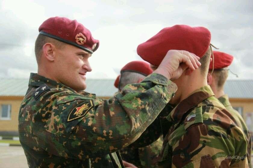 Рукопашный бой русского спецназа