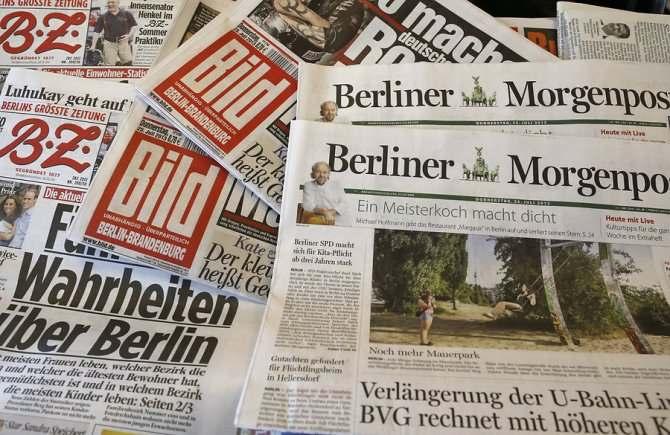 Немецкие СМИ о Сирии
