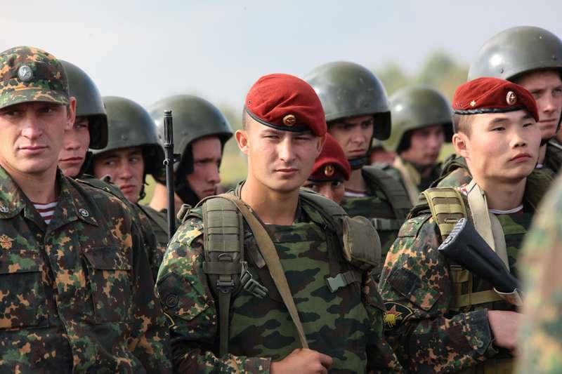 Задачи и функции национальной гвардии