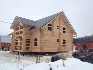 Профилированный брус - материал для постройки