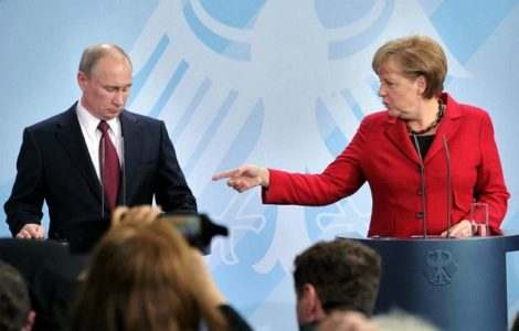 Новые санкции против России из за Сирии