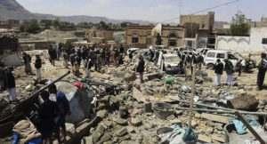 Саудовская Аравия и США в Йемене