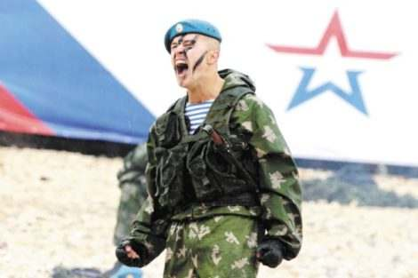 Армия школа выживания