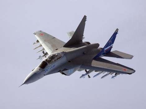 Новейшая российская военная техника