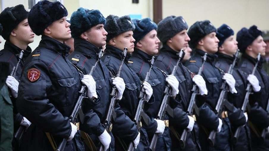 Напутствие новобранцам в армию