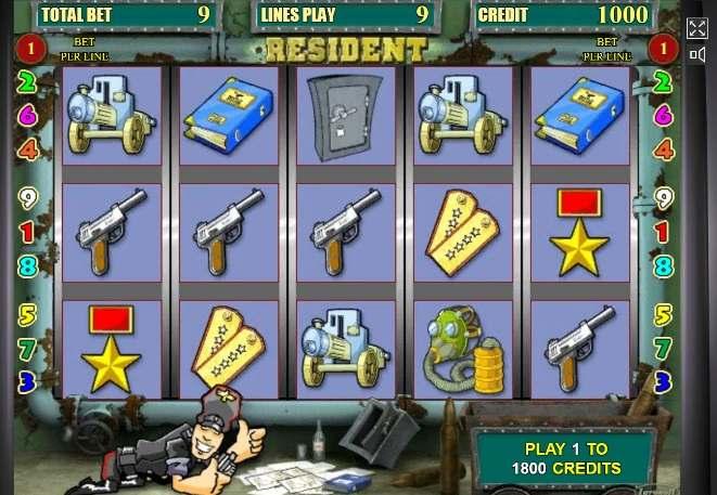 Популярный игровой автомат от производителя