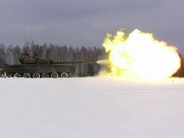90 Танковая Дивизия - Чебаркуль
