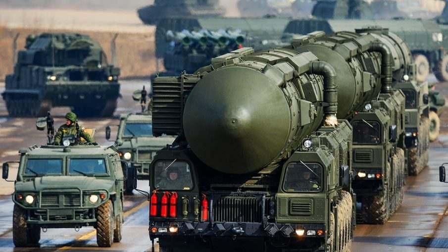 Ядерное оружие и любое другое вооружение как абсолютно бесполезный аргумент