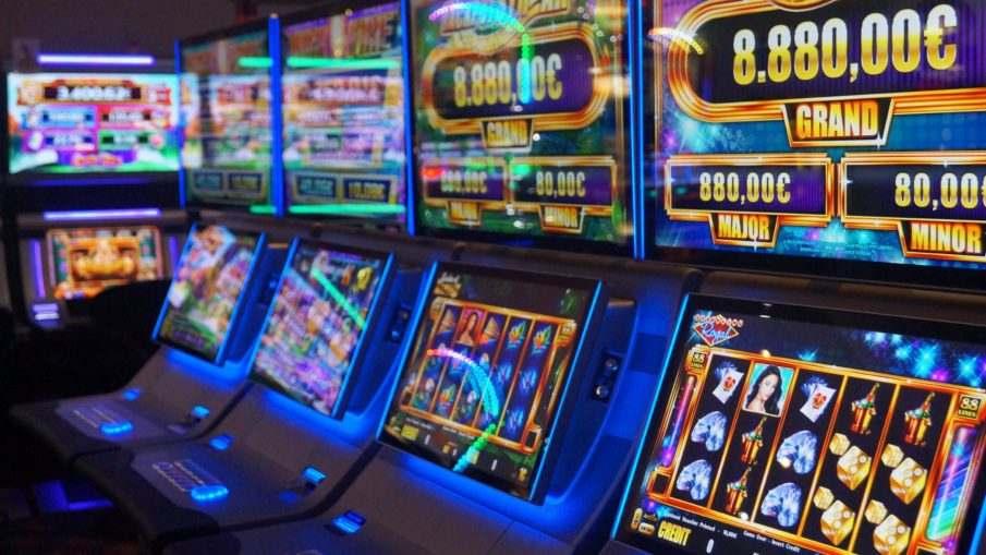 Игровые слоты для азартных игроков