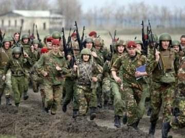 Состав и задачи внутренних войск